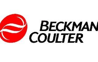 logo beckman coulter